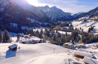Verwöhnhotel mit ausgezeichneter Gourmetküche im herrlichen Vorarlberg