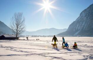 Winterliche Wohlfühltage mit der Familie im wunderschönen Tirol