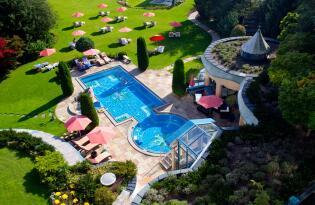 Wellnesstraum mit familiärer Gastlichkeit im Urlaubsparadies Gastein