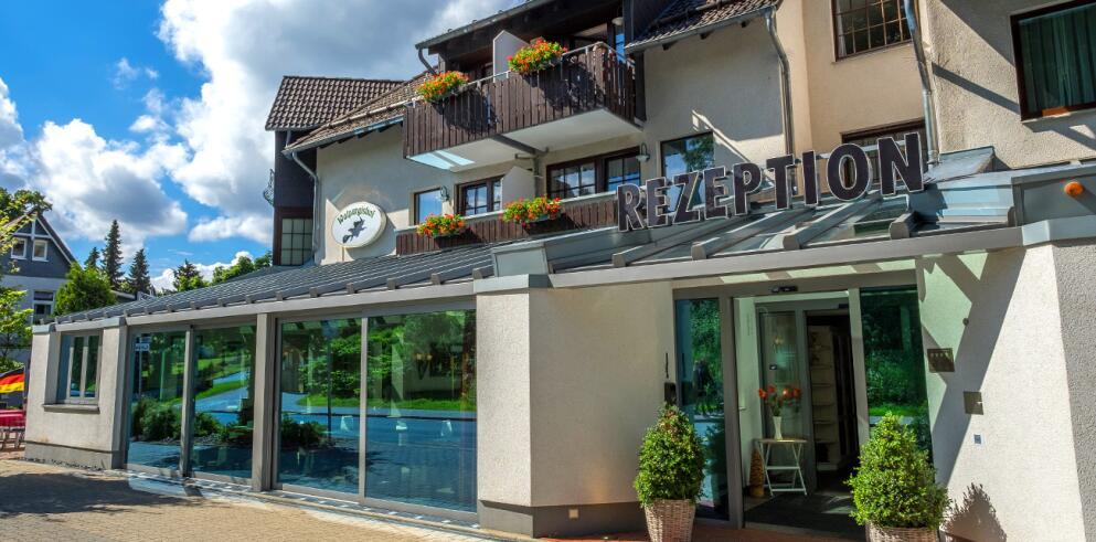 Hotel Restaurant Walpurgishof 9297