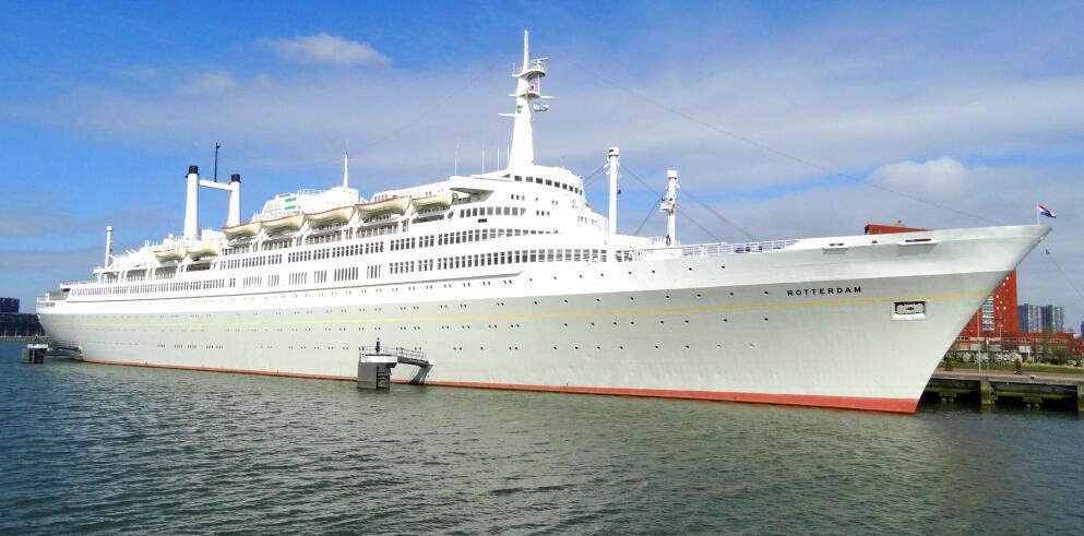 SS Rotterdam 9500