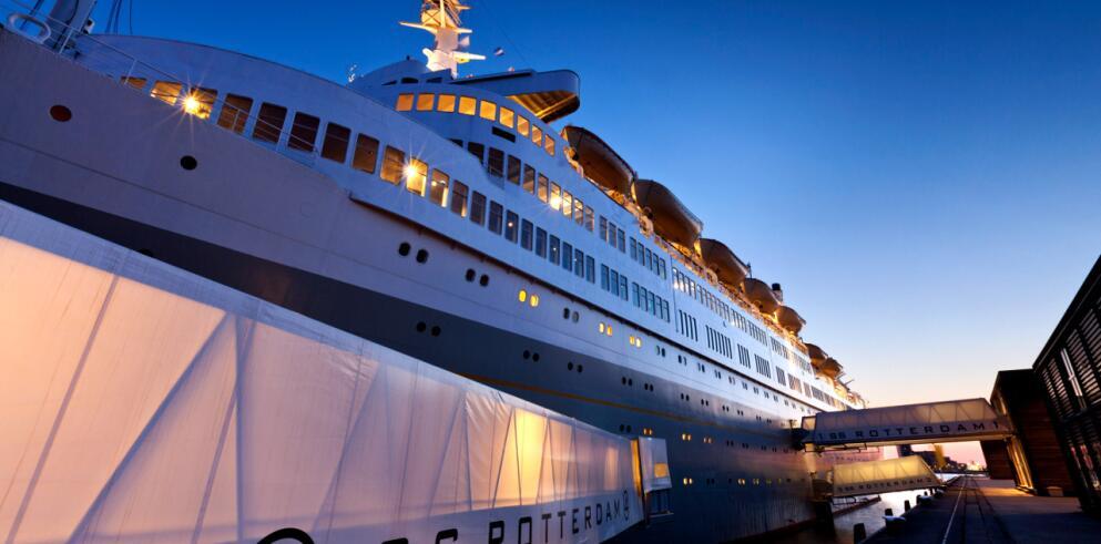 SS Rotterdam 9514