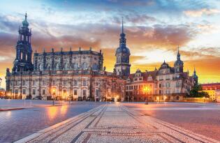 First Class Städtereise mit viel Liebe zum Detail im Herzen Dresdens