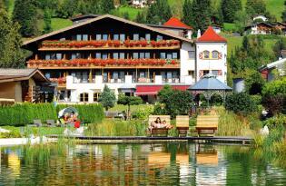 Aktiv- und rundum Wohlfühlurlaub mit der Familie im Salzburger Pongau