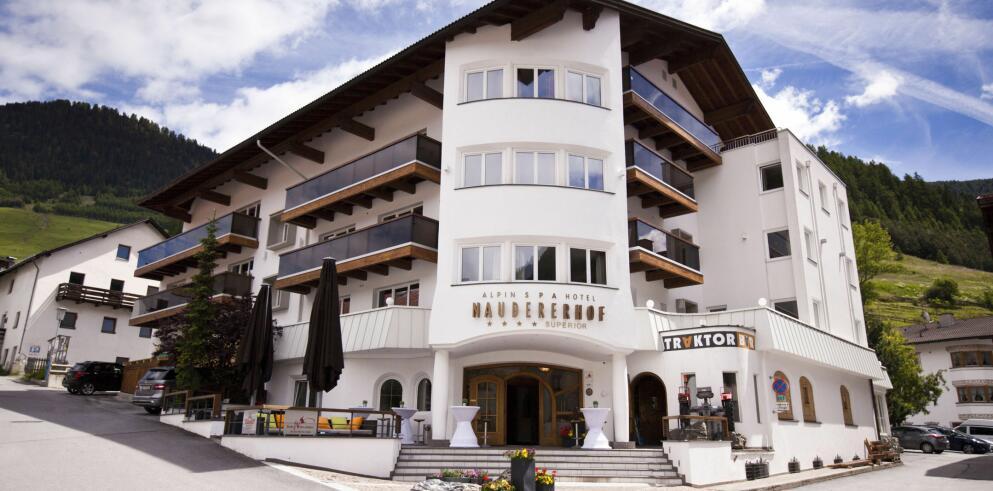 Hotel Naudererhof 9905